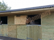 Horse stable in Hampshire