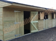 Storage shed, barn in Hampshire