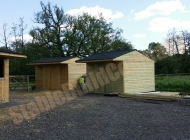 Storage sheds in Hampshire