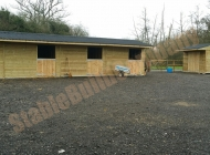 Horse stables in Hampshire