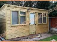 www.stablebuildcompany.co.uk Home office space.