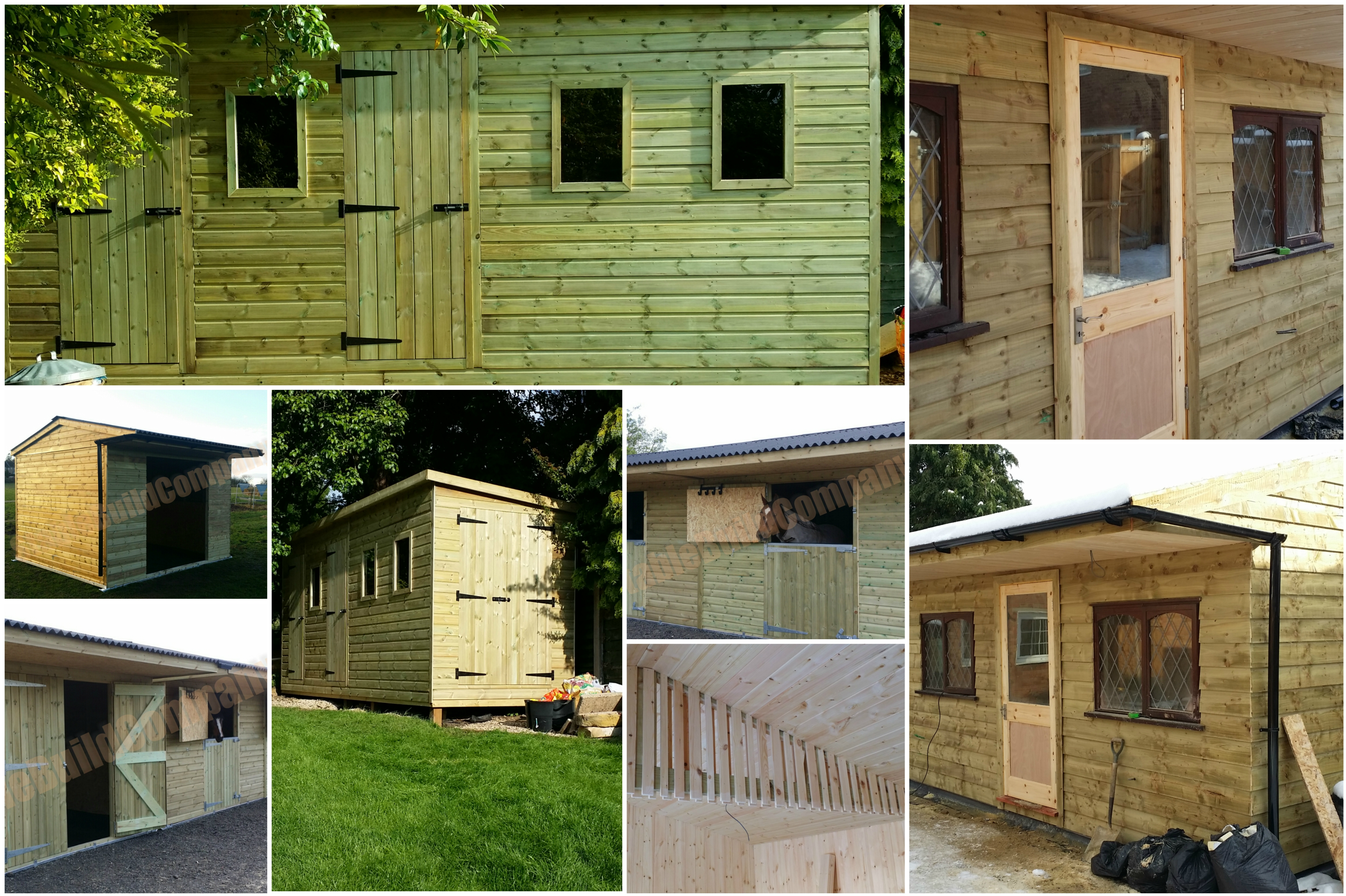 Wooden Horse Stable For Sale Buy Mobile Field Stables Stable